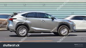 lexus rx 200t viet nam beijing march 30 2016 lexus rx 2016 suv on the contrary of bmw
