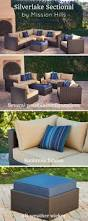 Portofino Outdoor Furniture 13 Best Sectional Outdoor Patio Furniture Images On Pinterest