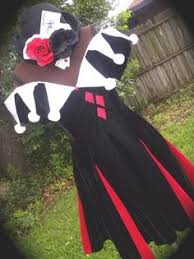 Size Harley Quinn Halloween Costume Rikku Cosplay Tutorial Harley Quinn Proceso Cosplay