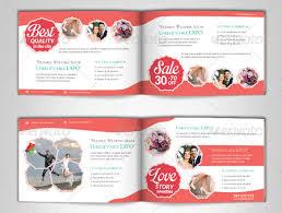 10 beautiful wedding brochure templates u2013 psd eps ai indesign