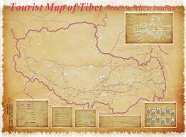 Plateau Of Mexico Map by Where Is Tibet Where Is The Plateau Of Tibet Located On A Map