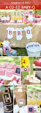 themed baby shower bbq babywer favor ideas cake boy food barbecue printable