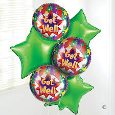 get well soon balloons delivery uk gift delivery get well balloon bouquet isle of wight flowers