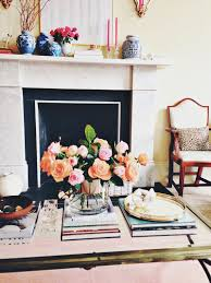 at home a pale pink antique hand knotted rug this is glamorous