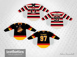 heritage uniforms and jerseys concepts icethetics info