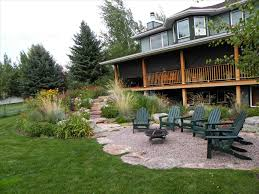 Nice Backyard Landscaping Ideas by Exterior Nice Backyard Decoration Ideas On Ideas Backyard Garden