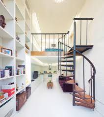 narrow house exterior modern with glass facade contemporary