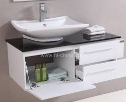 One Piece Bathroom Vanity Tops by Good Quality One Piece Vanity Top Designer Red Bathroom Mirror