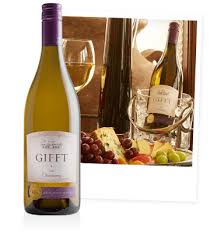 gifft partnership with scheid family wines