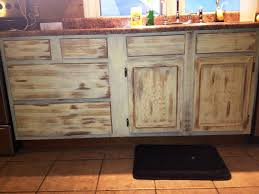 distressed painted kitchen cabinets distressed kitchen cabinets ideas dans design magz ideas for