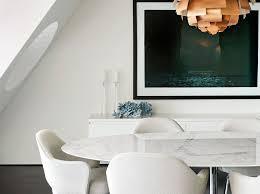 granite dining room tables contemporary dining room via sarah