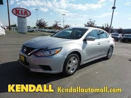 nissan altima 2016 maintenance schedule pre owned 2016 nissan altima in nampa 817294 kendall kia