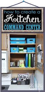 Organising Kitchen Cabinets by Best 25 Kitchen Desk Organization Ideas On Pinterest Office