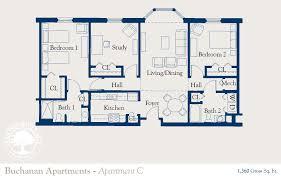 Railroad Style Apartment Floor Plan Enjoy Retirement At The Masonic Village At Elizabethtown