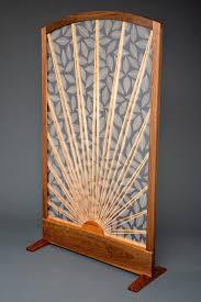 sun u0026 leaf room divider fine hardwood furniture seth rolland