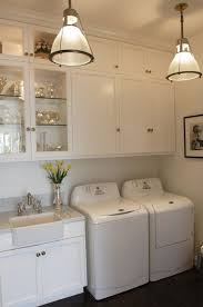 neoteric ideas white laundry room cabinets plain design choice