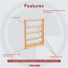 what is a cabinet base filler rev a shelf 432 bf 3c 3 inch cabinet base filler pullout organizer rack maple
