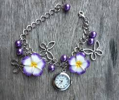 wrist flower chain wrist butterfly