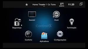 home theater dvr tutorial integração dvr intelbras hdcvi com control4 youtube