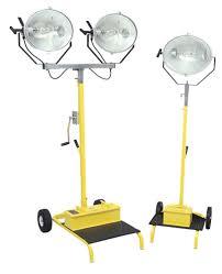 temporary job site lighting cep 5322