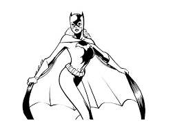 Picture Of Batgirl Coloring Pages Best Place To Color Batgirl And Supergirl Coloring Pages Printable