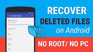 how to recover deleted files on android how to recover deleted files photos etc on android no