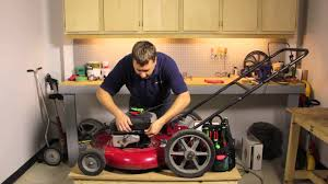 how to replace the stop cable on a lawnmower lawnmower