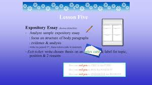 expository sample essay expository essay discuss slides first analyze sample expository 1 expository essay discuss slides first analyze sample