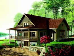 house plans with walk out basement walkout basement house plans beautiful lake house plans walkout