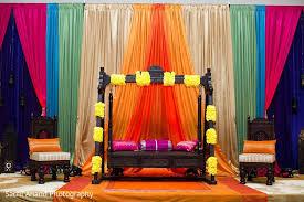 mehndi decoration mehndi decor in uniondale ny wedding by sachi anand