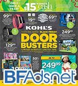 kohl s ps4 black friday kohl u0027s black friday ad posted