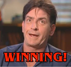Crazy Eyes Meme - how charlie sheen has turned failure into winning evan s blog