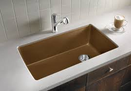 brown kitchen sinks unique kitchen sinks and styles immerse st louis