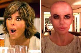 lisa renick hairstyles lisa rinna s new hair explained the daily dish