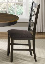 X Back Bistro Chair Liberty Furniture Bistro X Back Dining Side Chair Set Of