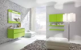 green and white bathroom ideas contemporary flourescent green bathroom white wall