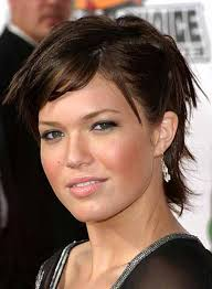 the best haircuts for overweight women short hairstyles for fat round faces fashion trends styles for 2014