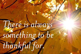 tuesday tidbit we are thankful there is always something to be