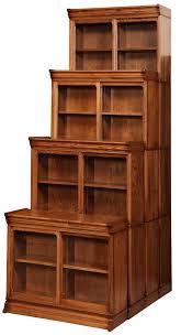 Oak Revolving Bookcase Rochester Ny Bookcases
