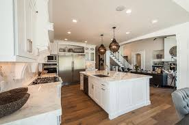 center kitchen islands amazing off center kitchen island design ideas throughout center