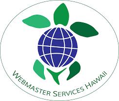 hawaii webmaster services company website maintenance services