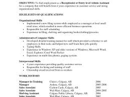 4 Years Experience Resume Pretty Looking Resume Objective Entry Level 15 Resume Objective