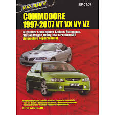 max ellery car manual holden commodore 1997 2004 ep c107