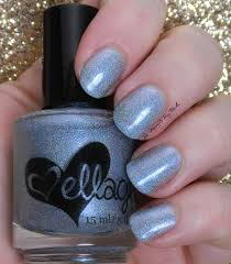 12 days of christmas nail art ice blue and white ellagee ell sa
