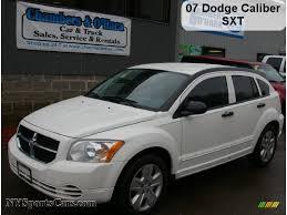2007 dodge caliber sxt in stone white 115241 nysportscars com
