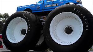 monster trucks on youtube videos home of bigfoot monster truck u0026 tank tracks on car youtube