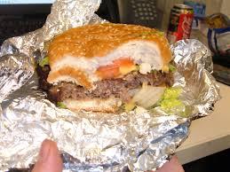 carnegie john u0027s street cart burger backyard bbq flavor in midtown