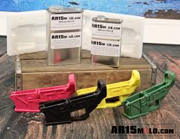 how to mold a fiberglass part page 1 of 1 freedom 15 ar 15 lower receiver mold kit 5 pour