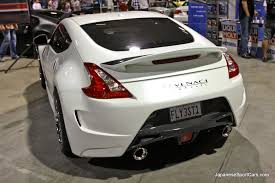 nissan almera nismo bodykit custom nissan 370z with amuse vestito body kit and venaci wheels