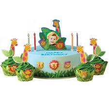 jammin u0027 in the jungle cake and cupcakes wilton